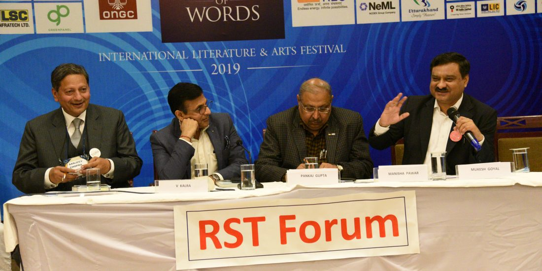 "RSTF-6 ""UTTARAKHAND@ 20"" Curated by Sustainable Development Forum, Uttaranchal ""Uttarakhand: The Numero Uno Destination"""